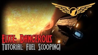 Elite: Dangerous - Fuel Scooping Tutorial [ASSIST ON]