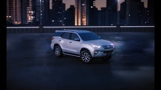 Toyota Fortuner 2019 Interior Exterior and Drive