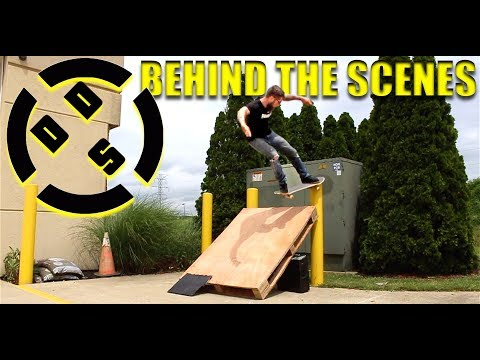 Insanely Scary Nose Stall! Behind The Scenes DDS EP. 8