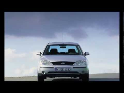 Ford Mondeo Mk3 2001-2003