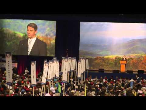 Ken Cuccinelli Convention Speech 2013