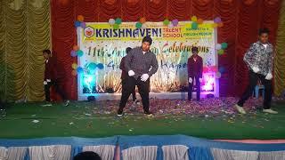 "Krishnaveni talent school 11th annual day celebration in SHADNAGAR 27""__18"