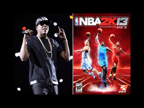 Jay-Z is the Executive Producer on NBA 2k13