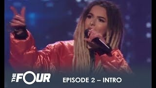 Download Lagu 'The Four' EPIC Intro To Second Show! | S1E2 | The Four Gratis STAFABAND