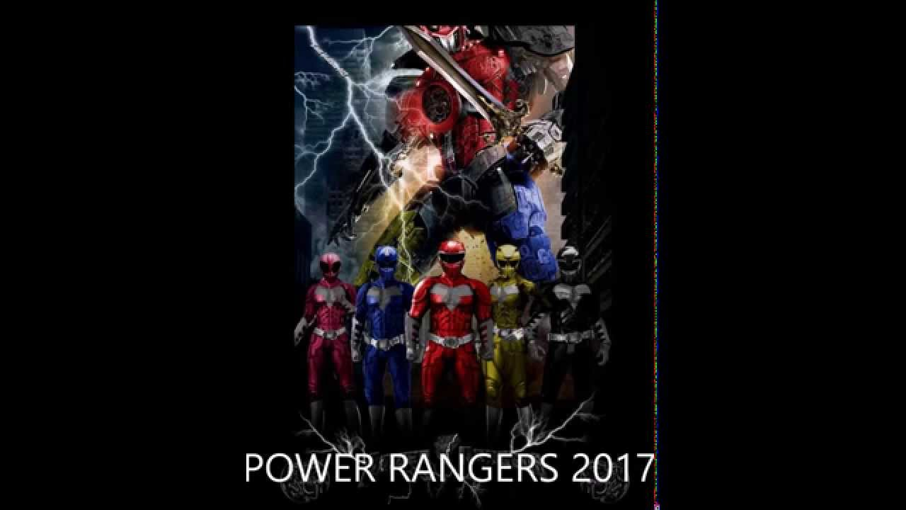 Power Rangers Reboot 2017 Power Rangers 2017 Fan