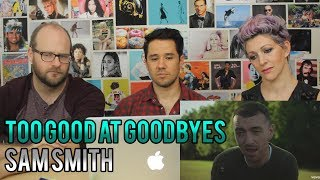 Download Lagu SAM SMITH - Too Good at Goodbyes - REACTION!! Gratis STAFABAND