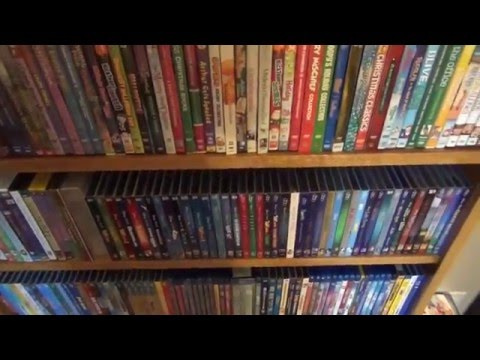 My Entire Movie Collection - May 2016 Update with Blu-Ray, DVD, VHS, etc. streaming vf