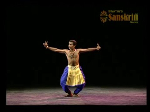 Bharatanatyam Kavadi Chindu video