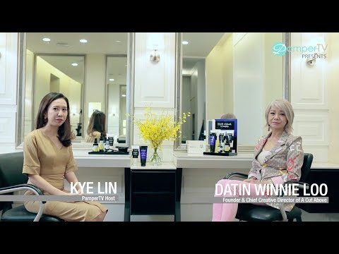 #QuickChatwithPamper: Datin Winnie Loo, the Founder & Chief Creative Director of A Cut Above
