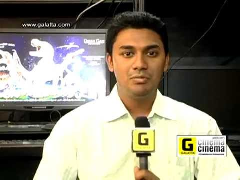 Adhisaya Ulagam 3D Team Interview