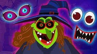 The Missing Face | Funny Finger Family Song For Children and Scary Nursery Rhymes