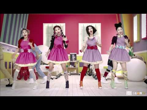 [HD] CO-ED SCHOOL (남녀공학) - 삐리뽐 빼리뽐 (Bbiribbom Bbaeribom) M/V Music Videos