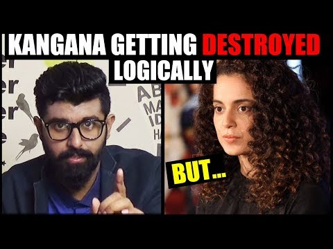 This Video Destroys Kangana Ranaut's claims against Hrithik Roshan!