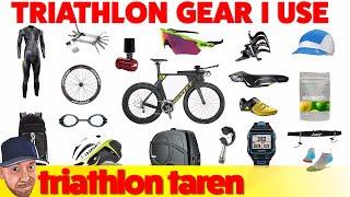 Triathlon Gear that I Use