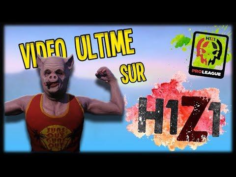 Le délire ultime sur H1Z1 !