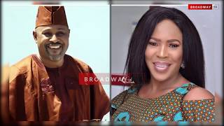 Fathia Williams and Saheed Balogun Act Together For The First Time in 13 Years