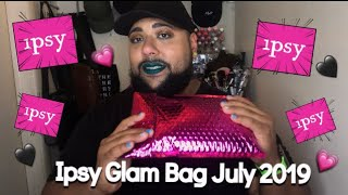 (Late)Ipsy Glam Bag July 2019