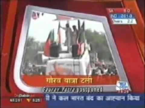 Gujarat 2002 Hindu massacre- Muslims attack Hindu temple