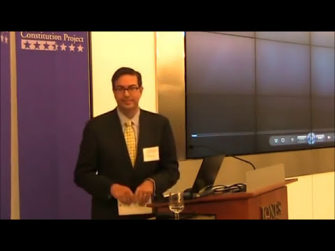 Constitutional Champions Gala 2013: Closing Remarks by Armando Gomez