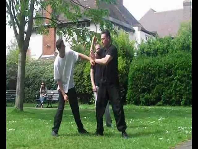 Explosive Close Quarter Jeet Kune Do Trapping