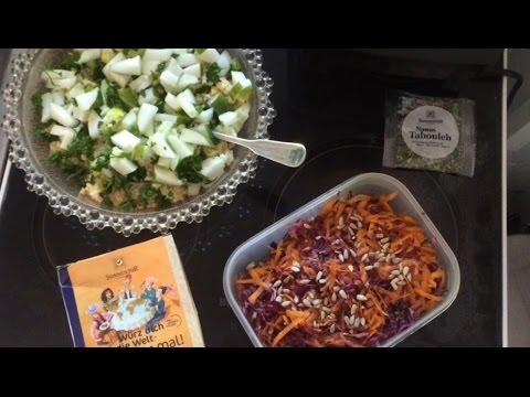 Was ich an einem Tag esse und mache + Einkauf || vegan 5/50