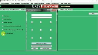 Easy-Team Tool 2.0.0.10 | Frp remove tool