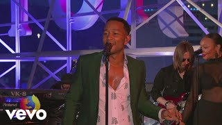 John Legend - Darkness and Light (Jimmy Kimmel Live!)
