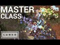 StarCraft 2: LATE GAME Master Class!