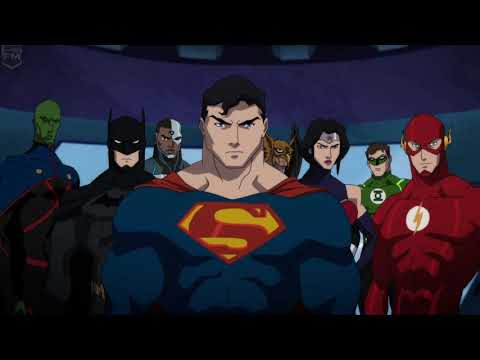 After Credits Scene | Reign Of The Supermen
