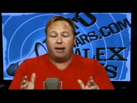 (2 of 10) 1-5-10 - The Alex Jones Show - Weather has been manipulated by the military for decades