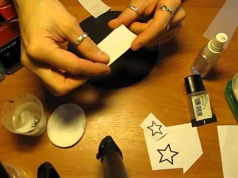 DIY :TUTORIAL: How to make fast fake TATTOO - YouTube