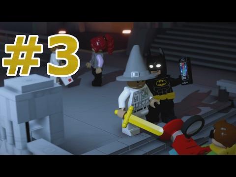 LEGO Dimensions: LEGO Batman Movie Story Pack Walkthrough - Chapter 3 (Arkham Attack)