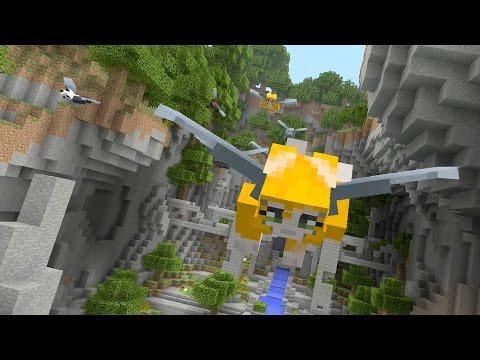 Minecraft Xbox - New Mini-game! - Glide