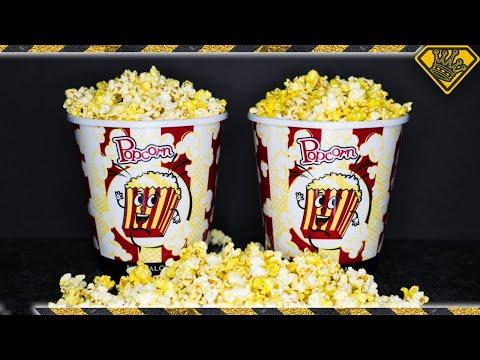 How To Make Theater Popcorn - YUM!