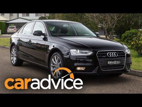 2015 Audi A4 Runout Review