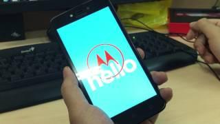 Motorola Moto C Plus travando e lento como formatar resetar