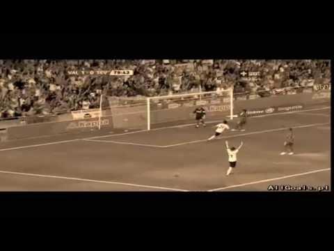 Ever Banega (Valencia CF) - Season 2009/2010