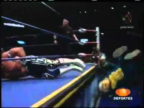 Ababkovs Mexican midget wrestling blonde