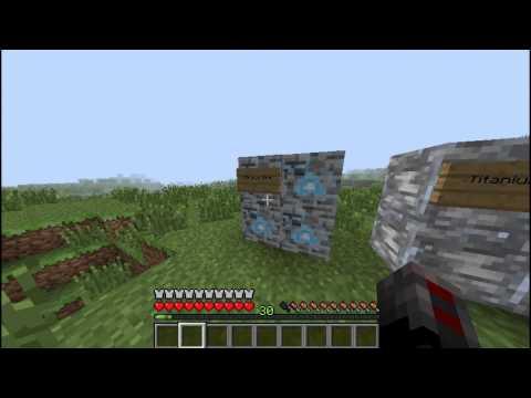 Minecraft 1.4.2 Iron Man Mod Review!!!!!!!!!!!!!