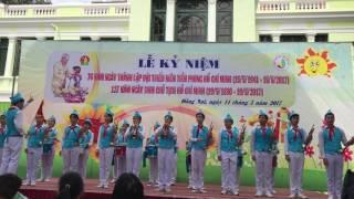 Khai mạc hè Nhà Thiếu Nhi tỉnh Đồng Nai 20170514