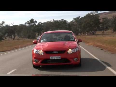Ford FG Falcon 2008 | First Drive | Family Car | Drive.com.au