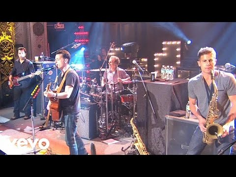 O.A.R. - City on Down (Live at AXE Music One Night Only)