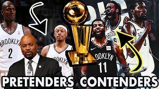 How The Brooklyn Nets Built A Championship Team After The WORST TRADE IN HISTORY