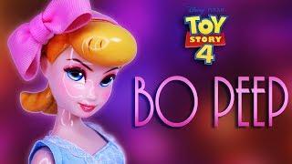 Custom Bo Peep Doll 🐑 [ TOYS STORY 4 OOAK ]
