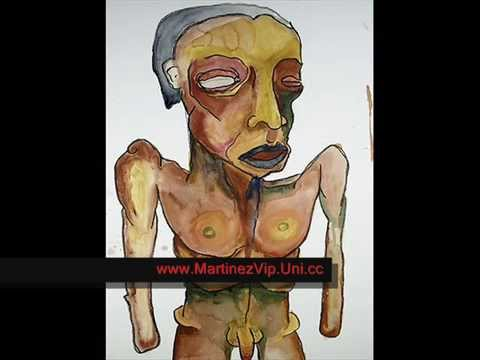 Marilyn Manson -Galleria de Arte