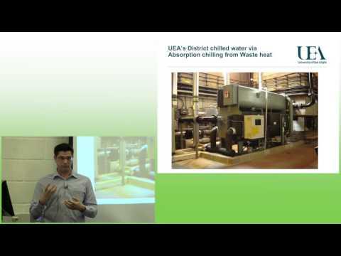 Energy Use at UEA: Richard Bettle, Head of Energy & Utilities