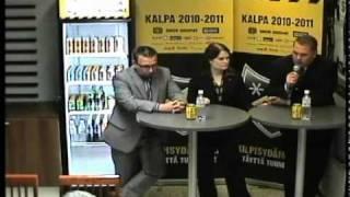 25.9.2010 KalPa-SaiPa lehdistötilaisuus