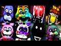 50 BONNIE JUMPSCARES! | FNAF & Fan Games | IULITM