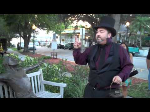 Mount Dora Ghost Walk