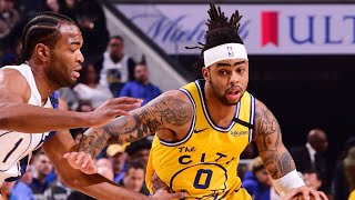 Golden State Warriors vs Indiana Pacers Full Game Highlights | January 24, 2019-20 NBA Season